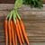 organic carrots stock photo © melpomene