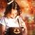 halloween · hediye · kutusu · dizayn · turuncu · kutu - stok fotoğraf © melpomene