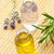 aroma oil in bottles with herbs stock photo © melpomene