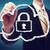 Cloud · Computing · online · Geschäftsmann · Internet · Technologie · Server - stock foto © melpomene