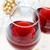 due · occhiali · vino · rosso · Natale · ornamenti · messa · a · fuoco · selettiva - foto d'archivio © melpomene