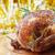 全体 · 鶏 · ローズマリー · 冬 · 青 - ストックフォト © melpomene