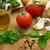 azeite · alecrim · alho · cebola · cozinha - foto stock © melpomene