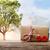 verde · caixa · de · presente · arco · natal · dia · dos · namorados · isolado - foto stock © melpomene