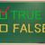 true or false check box on chalkboard stock photo © melpomene