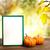 tökök · kívül · ősz · kert · háttér · ház - stock fotó © melpomene