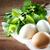 vers · bruin · witte · eieren · doek · boerderij - stockfoto © melpomene