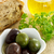 смешанный · оливками · маринованный · зеленый · черный · Purple - Сток-фото © melpomene