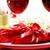 tabeli · czerwony · dar · stole · wina - zdjęcia stock © melpomene
