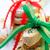 groene · lint · poedersuiker · witte · christmas · suiker - stockfoto © melpomene