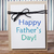 fathers day message card stock photo © melpomene