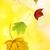 cor · colorido · outono · bordo · folhas - foto stock © melpomene