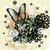 belo · floral · ilustração · borboleta · abstrato · lugar - foto stock © melpomene