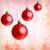 赤 · クリスマス · ぼけ味 · ライト - ストックフォト © melpomene