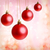 red christmas ornaments stock photo © melpomene