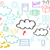 hand written cloud computing themed pictures stock photo © melpomene