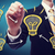 business man with idea lightbulb stock photo © melpomene
