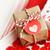Noel · el · yapımı · etiket · kâğıt · dekorasyon · basit - stok fotoğraf © melpomene