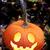 korkutucu · halloween · gece · kötü · yüz - stok fotoğraf © melpomene