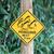 交通標識 · 警告 · 野生動物 · 草 · 森林 - ストックフォト © michaklootwijk