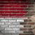 oscuro · pared · de · ladrillo · yeso · textura · bandera · pintado - foto stock © michaklootwijk