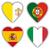 świat · flagi · zestaw · alfabetyczny · celu · Wyspy · Salomona - zdjęcia stock © michaklootwijk
