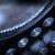 close up photo of antique typewriter keys stock photo © michaklootwijk