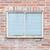 old vintage brick wall with window stock photo © michaklootwijk