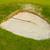 ゴルフ · 砂 · トラップ · 緑の草 · ツリー · スポーツ - ストックフォト © michaklootwijk