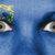 ogen · vlag · geschilderd · gezicht · Nevada - stockfoto © michaklootwijk