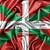 cetim · bandeira · grande · textura · vento - foto stock © michaklootwijk