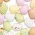 renkli · çikolata · paskalya · yumurtası · yalıtılmış · beyaz · tavuk - stok fotoğraf © michaklootwijk