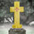 gravestone in the cemetery   new mexico stock photo © michaklootwijk