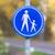 впереди · предупреждение · дорожный · знак · детей · символ - Сток-фото © michaklootwijk