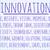 innovation word cloud stock photo © michaklootwijk