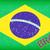 Гранж · футбола · флаг · Бразилия · 3d · иллюстрации · дизайна - Сток-фото © michaklootwijk