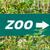 yeşil · hayvanat · bahçesi · imzalamak · çit · sokak · yaz - stok fotoğraf © michaklootwijk
