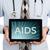 diagnóstico · sida · médico · imune · síndrome · turva - foto stock © michaklootwijk