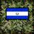 bayrak · El · Salvador · örnek · katlanmış · dünya · Metal - stok fotoğraf © michaklootwijk