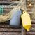 inflatable fenders and netting stock photo © michaklootwijk