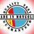 calidad · prueba · sello · bandera · dentro - foto stock © michaklootwijk