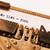 vintage typewriter   to do list 2020 stock photo © michaklootwijk