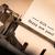 vintage · edad · máquina · de · escribir · 2015 · feliz · año · nuevo - foto stock © michaklootwijk