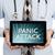 doktor · tablet · panik · saldırı · yalıtılmış - stok fotoğraf © michaklootwijk