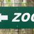 green zoo sign stock photo © michaklootwijk