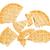 klein · cookies · geïsoleerd · witte · achtergrond · frame - stockfoto © michaklootwijk