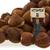 miniature worker working with hazelnuts stock photo © michaklootwijk
