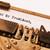 アンティーク · タイプライター · ヴィンテージ · 表 · 古い - ストックフォト © michaklootwijk
