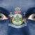 ogen · vlag · geschilderd · gezicht · Maine - stockfoto © michaklootwijk