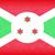 bandeira · Burundi · dois · ondulado · bandeiras · isolado - foto stock © michaklootwijk